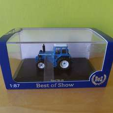 Bos Models H0 Ford TW-20 tractor