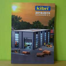 Opruiming !Kibri Catalogus 2018  / 2019