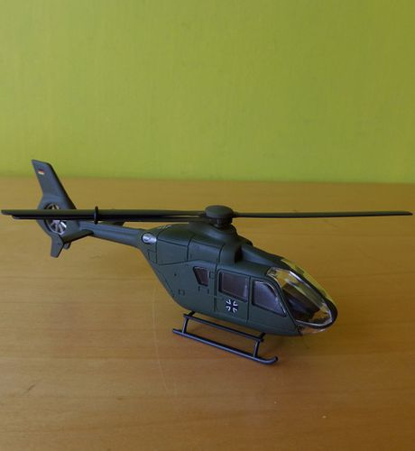 Wiking H0 0220443 Helicopter Bundeswehr