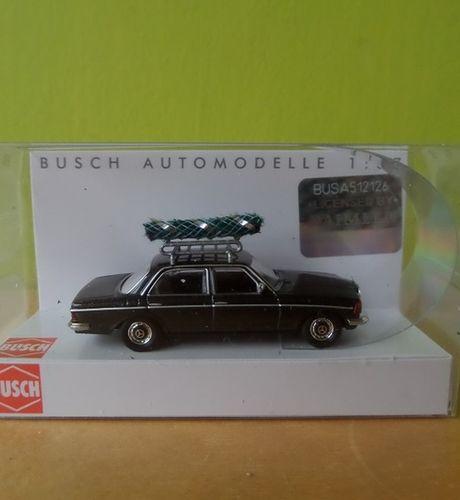Busch H0 46863 Mercedes Met Kerstboom Huisjesmakelaar