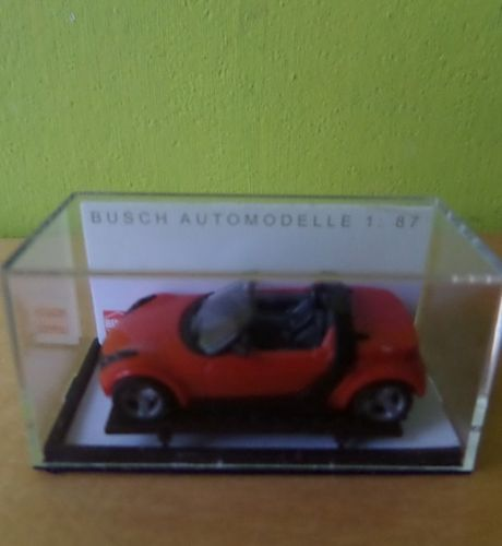 Busch H0 49300 Smart roadster