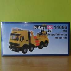 OPRUIMING  ! Kibri H0 14666 MB Sleepwagen