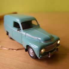 Brekina H0 29374 Volvo duett light