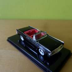 Ricko H0 38422 Lincoln Continental Convertible